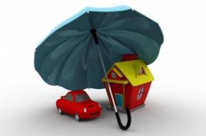 Kann ein Rettungsschirm für das Auto oder das Haus sein: Eine Haftpflichtversicherung.